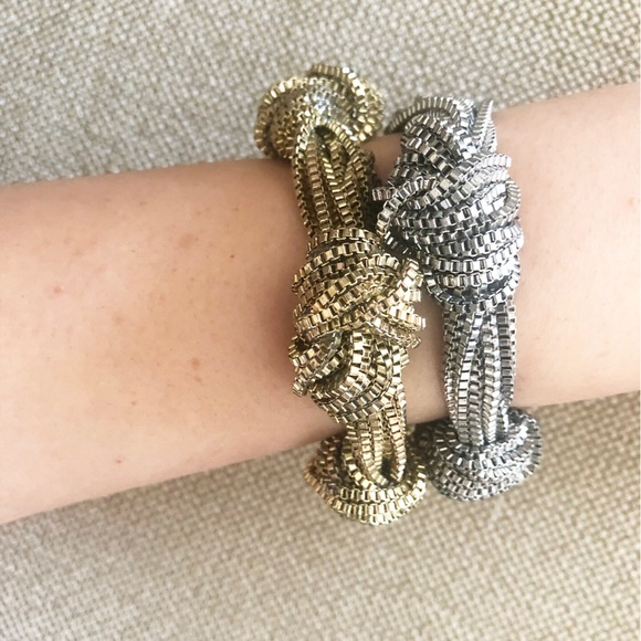 Jewelry - Chain Wrap Bracelets